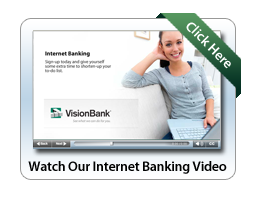 Click here to watch our internet banking video