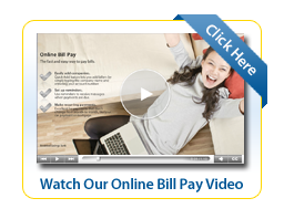Online Bill Pay Video Thumbnail
