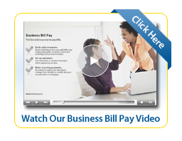 Business Bill Pay Video Thumbnail