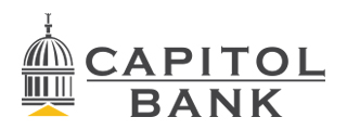 Capitol Bank Logo