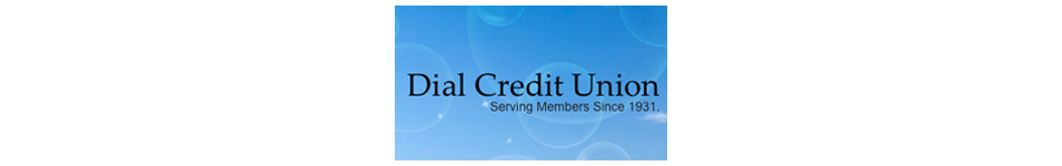 Dial Credit Union Logo