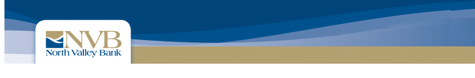 North Valley Bank Logo