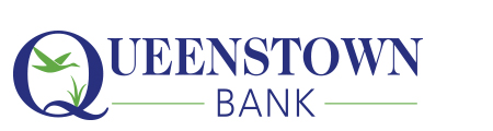 Queenstown Bank of Maryland Logo