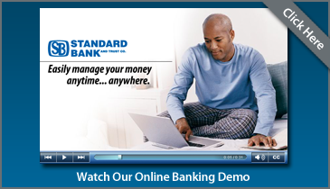 Online Banking Video Tour