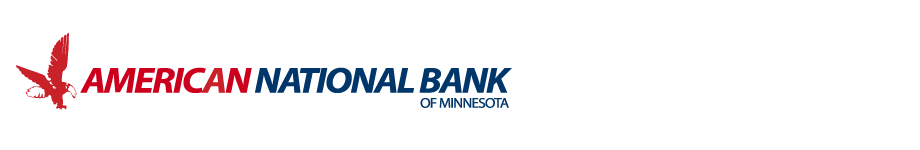 American National Bank of Minnesota Logo