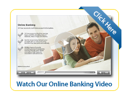 Online Banking Video Thumbnail