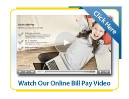Online Bill Pay Video Thumbnail