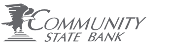 Community State Bank Logo
