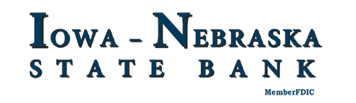 Iowa-Nebraska State Bank Logo