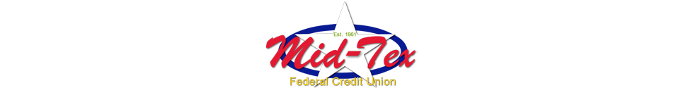 Mid-Tex Federal Credit Union Logo