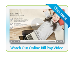 Flash Content for Bill Pay