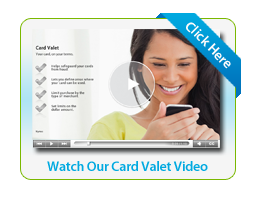 Flash Content for Card Valet