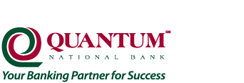 Quantum National Bank Logo