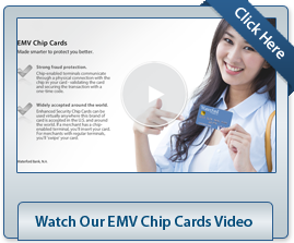 Watch Our EMV Chip Cards Video