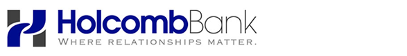 Holcomb Bank Logo